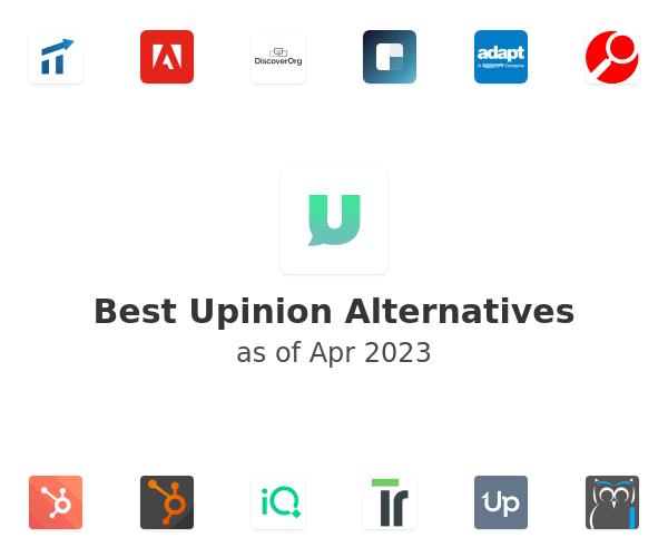 Best Upinion Alternatives