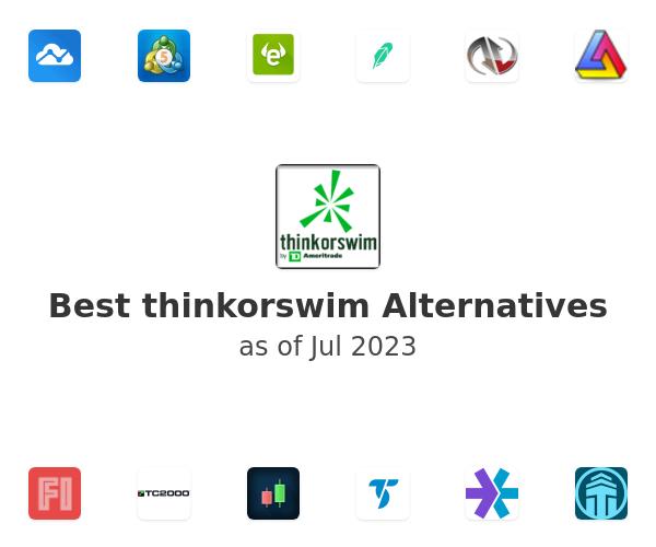 Best thinkorswim Alternatives
