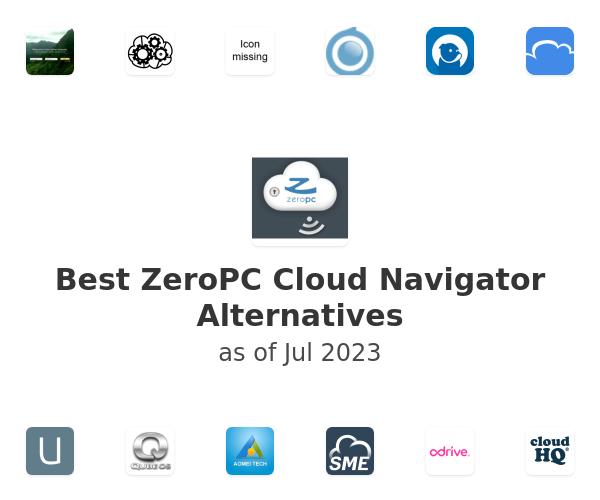 Best ZeroPC Cloud Navigator Alternatives