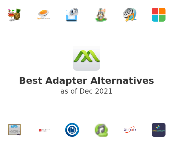 Best Adapter Alternatives