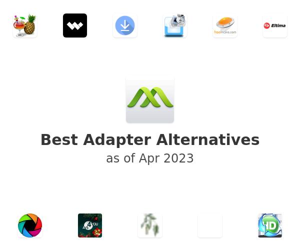 Best Adapter Alternatives