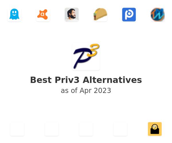 Best Priv3 Alternatives