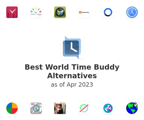 Best World Time Buddy Alternatives