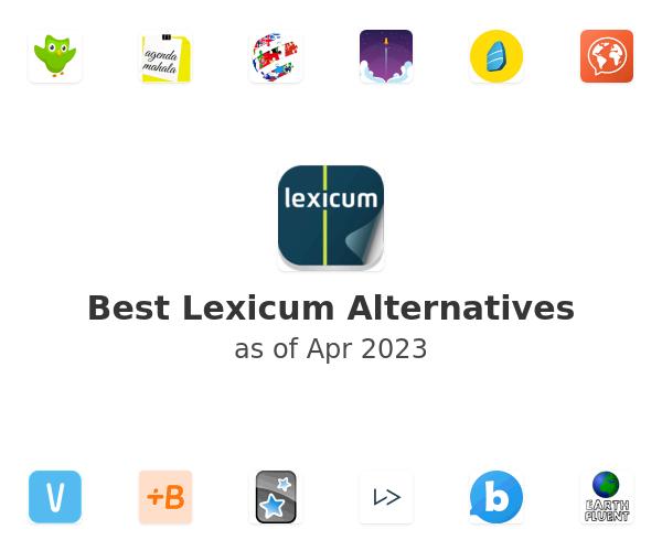 Best Lexicum Alternatives