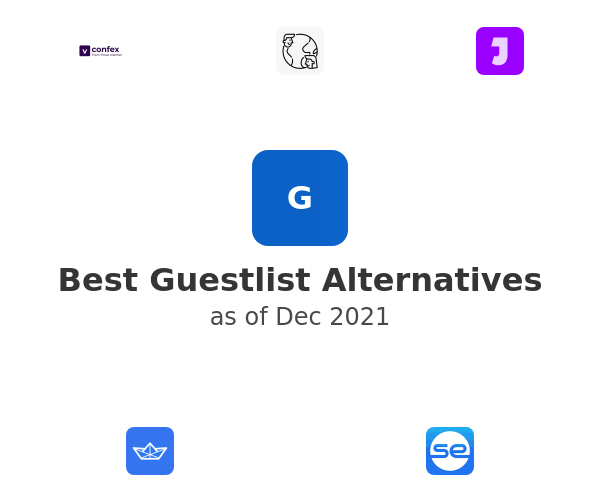 Best Guestlist Alternatives
