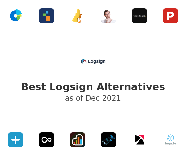 Best Logsign Alternatives