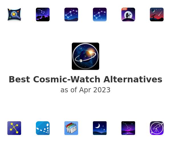 Best Cosmic-Watch Alternatives