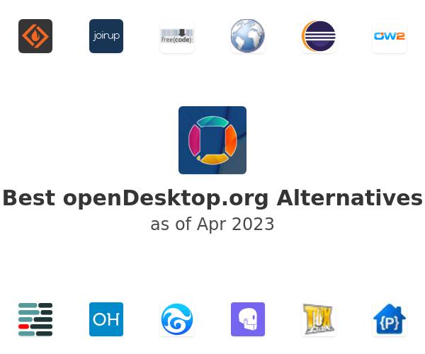 Best openDesktop.org Alternatives