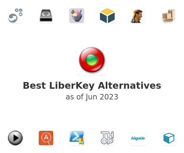 Best LiberKey Alternatives