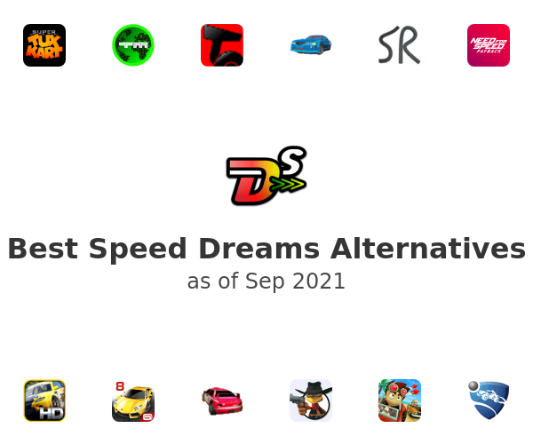 Best Speed Dreams Alternatives