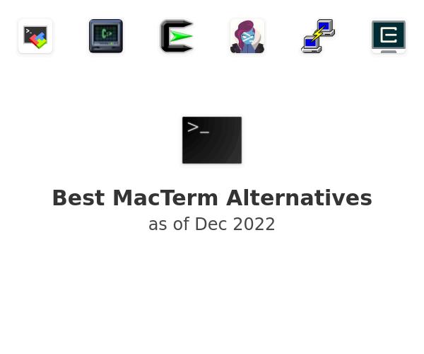 Best MacTerm Alternatives