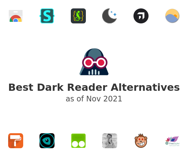 Best Dark Reader Alternatives