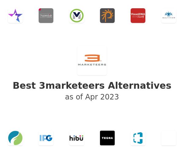 Best 3marketeers Alternatives