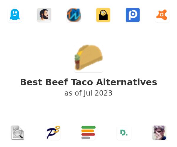 Best Beef Taco Alternatives