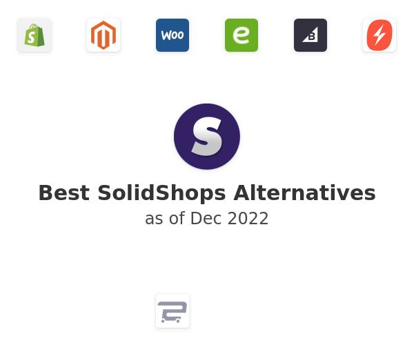 Best SolidShops Alternatives