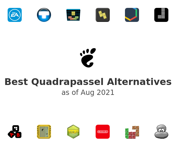 Best Quadrapassel Alternatives