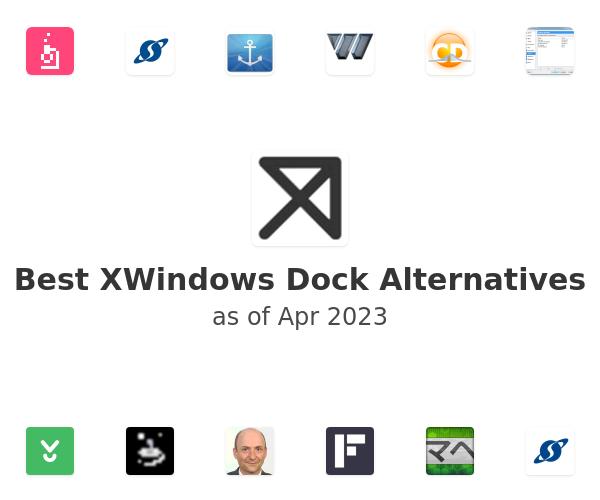 Best XWindows Dock Alternatives