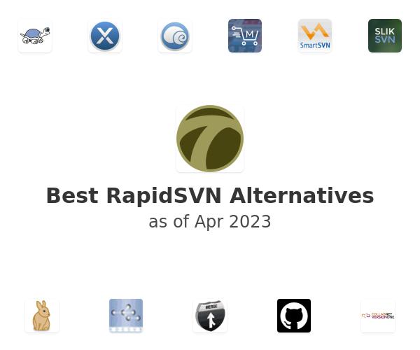 Best RapidSVN Alternatives