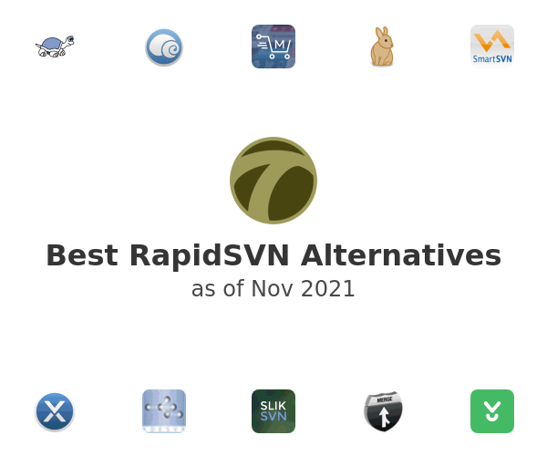 Best RapidSVN Alternatives