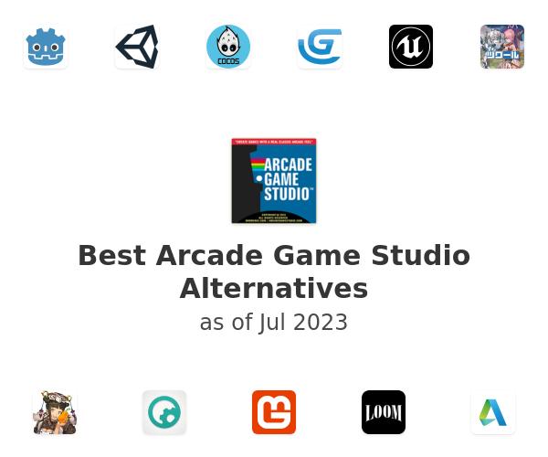 Best Arcade Game Studio Alternatives