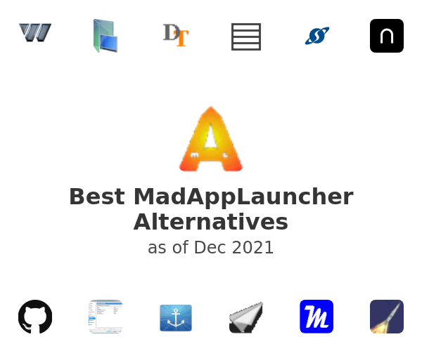 Best MadAppLauncher Alternatives