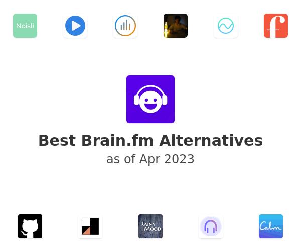 Best Brain.fm Alternatives