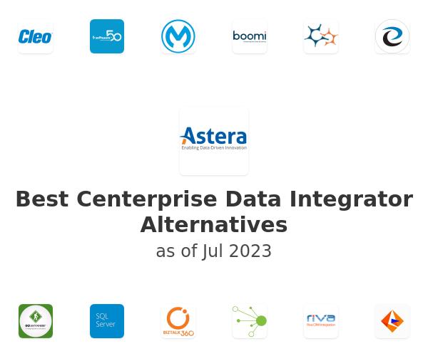 Best Centerprise Data Integrator Alternatives