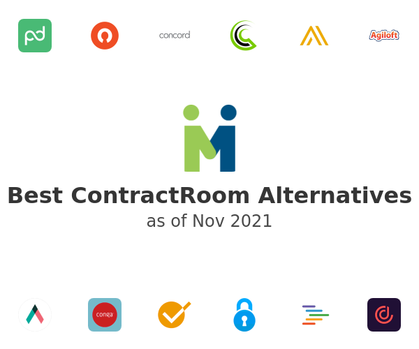 Best ContractRoom Alternatives
