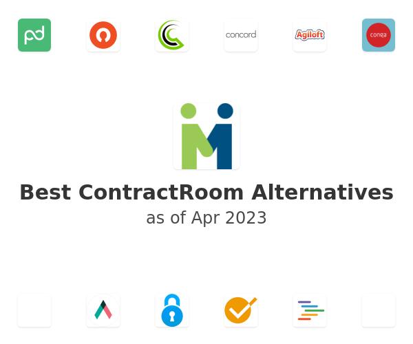 Best ContractRoom Alternatives