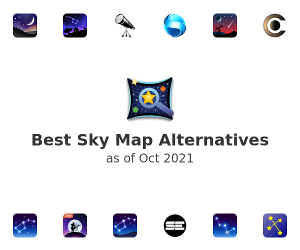 Best Sky Map Alternatives