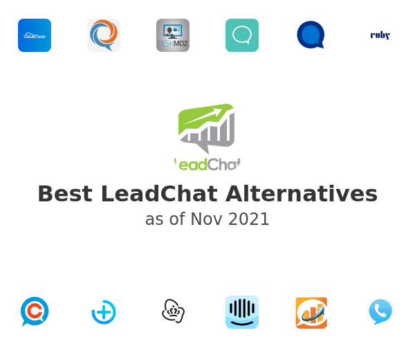 Best LeadChat Alternatives
