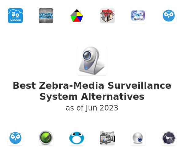 Best Zebra-Media Surveillance System Alternatives