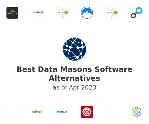 Best Data Masons Software Alternatives