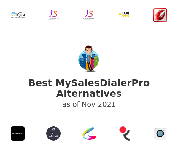 Best MySalesDialerPro Alternatives
