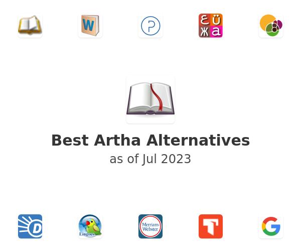 Best Artha Alternatives