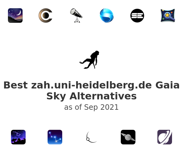 Best Gaia Sky Alternatives