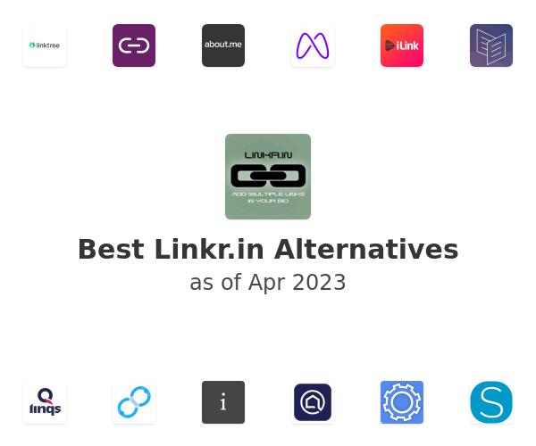 Best Linkr.in Alternatives