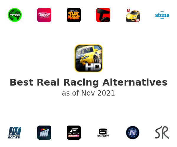 Best Real Racing Alternatives