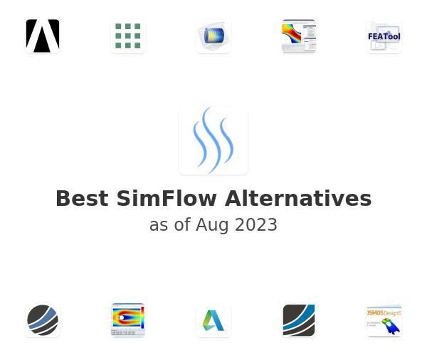 Best SimFlow Alternatives
