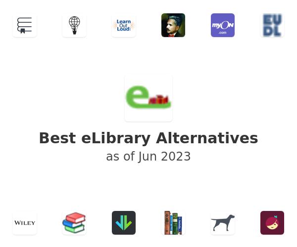 Best eLibrary Alternatives