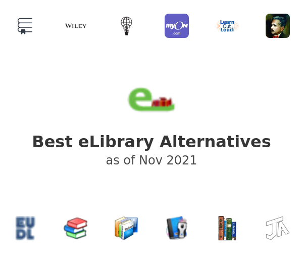 Best eLibrary Alternatives