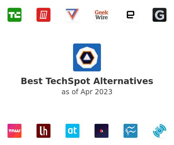 Best TechSpot Alternatives
