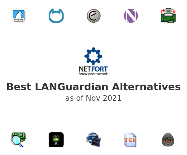 Best LANGuardian Alternatives