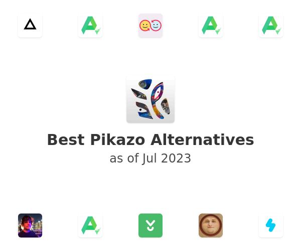 Best Pikazo Alternatives