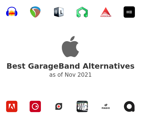 Best GarageBand Alternatives