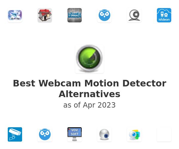 Best Webcam Motion Detector Alternatives