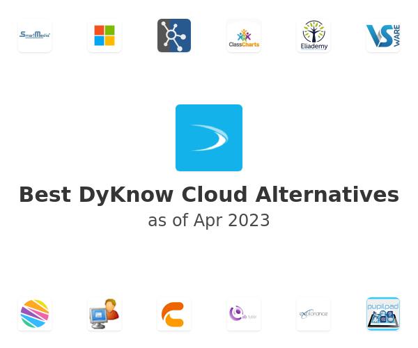 Best DyKnow Cloud Alternatives