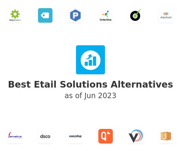 Best Etail Solutions Alternatives