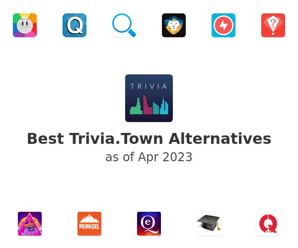 Best Trivia.Town Alternatives