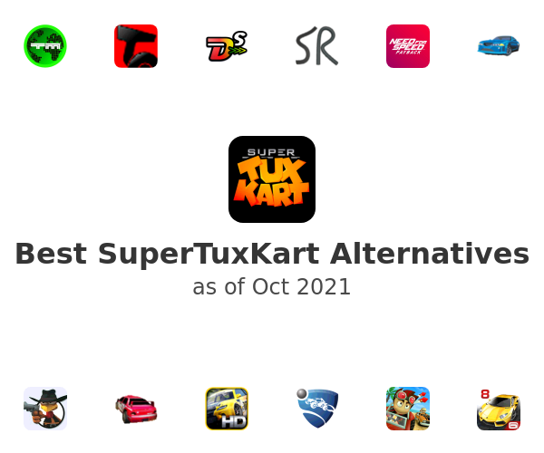 Best SuperTuxKart Alternatives